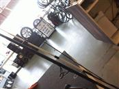 """EAGLE CLAW Fishing Rod & Reel FEATHER LIGHT FL200 6'6"""" SPINNING ROD"""